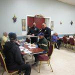 Lawrence Police Help Serve Congregate 015