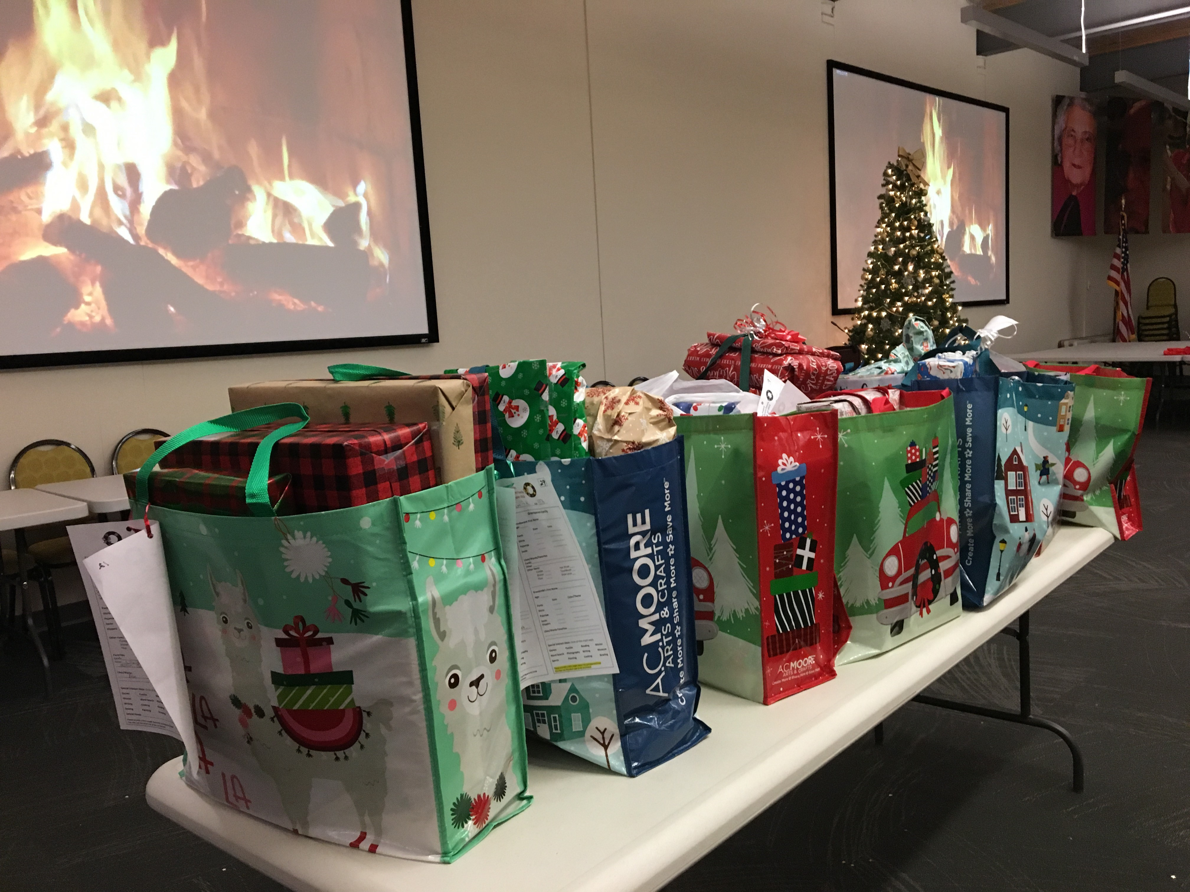 Pfizer Giving – Gifts