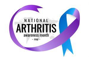 National Arthritis Awarenss month logo 2021